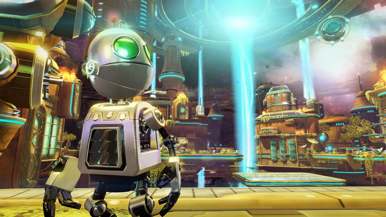 Clank and The Clock