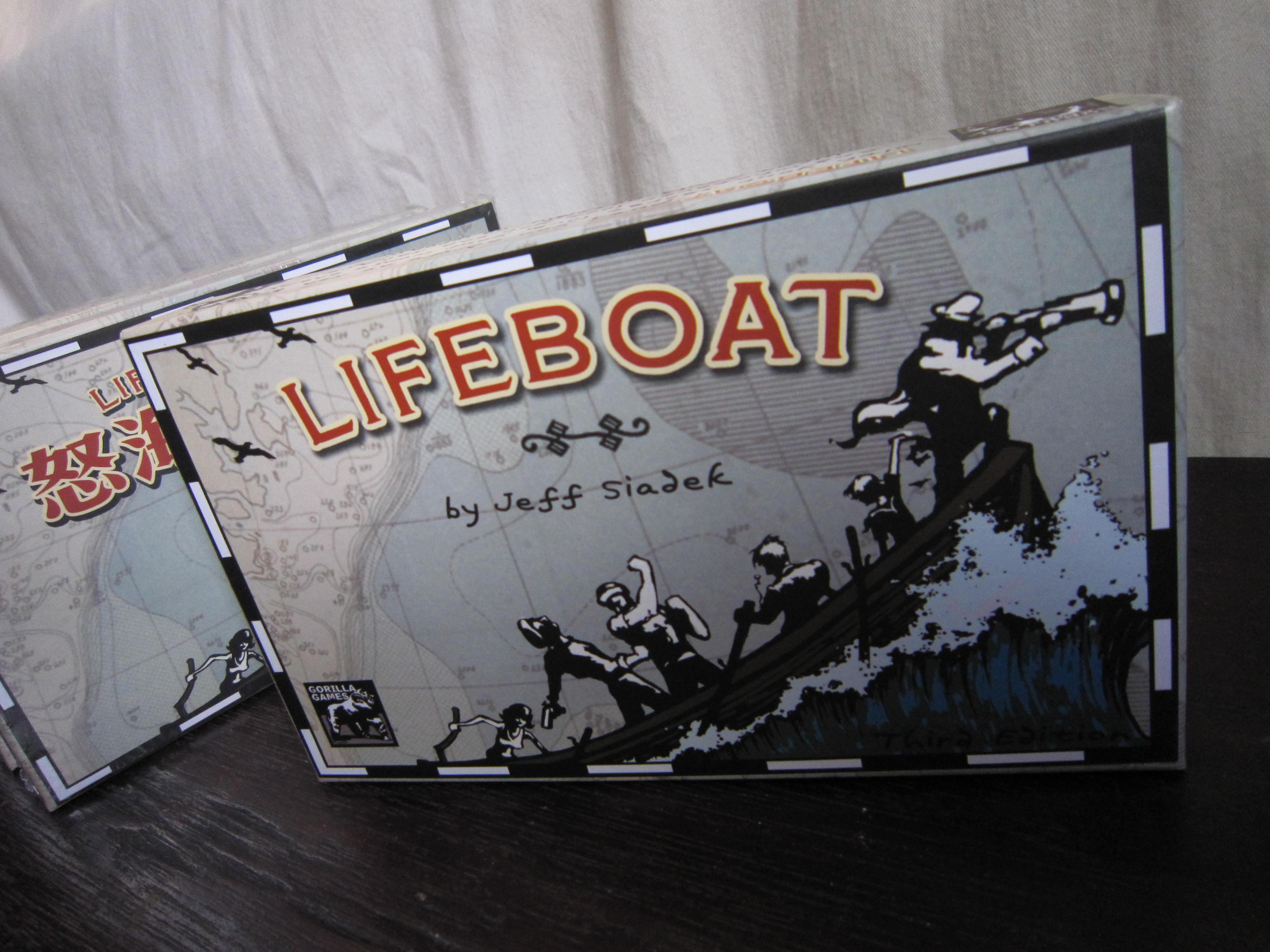 Lifeboat Box Third Printing